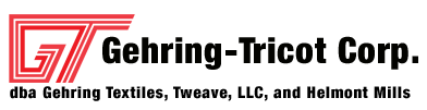 Gehring Textiles is now Gehring-Tricot Corp.